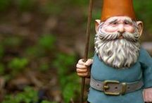 Gnome Sweet Gnome / I Want A Garden Full Of Gnomes One Day... no... Seriously! / by Kim Franklin (Trashy Crafter)