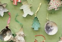 Recycled Christmas Ideas  / Deck Your Halls With These Awesome Eco Friendly Upcycled DIY Christmas Craft Ideas! / by Kim Franklin (Trashy Crafter)