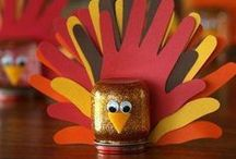 Recycled Thanksgiving / Craft A Little Gobble Onto Your Table! / by Kim Franklin (Trashy Crafter)