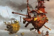 Concept Art / Awesome examples of concept art from film, video games, etc.