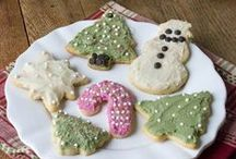 Christmas Goodies / All sweet treat and savory recipes related to Christmas! / by Sugar-Free Mom | Brenda Bennett