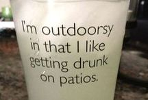 Outdoorsy  / Backyards, patios, camping, and other outdoor fun.  / by Dana Tennant