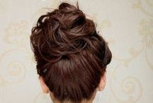 Hairstyles / hair tricks