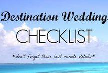 Destination weddings / Destination wedding inspiration, wedding in france, italy weddings