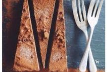 Healthy desserts, snacks & juices