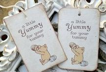 Baby Shower Ideas! / by Val Fitzpatrick