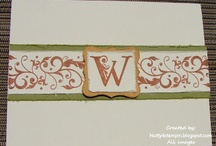 Nutty 4 Stampin' Up! / From my Stampin' Up! (mostly) blog.