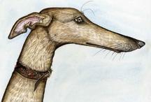 Greyt Friends  / Beautiful Greyhounds