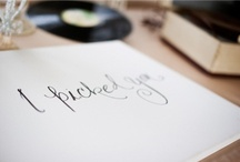 wedding {resource} / by Mary Brunst Photography