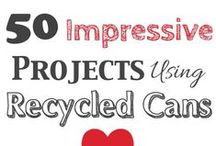 Recycle, Upcycle and Repurpose / by Goodwill Industries of West Michigan