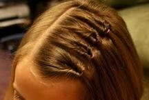 hair do's / by Tammy Davis