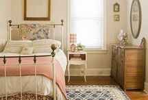 Bedrooms / by Samantha Frisby
