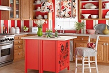 Kitchens / by Samantha Frisby