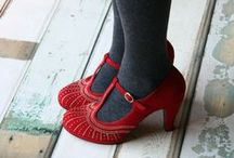 Shoes / by Samantha Frisby