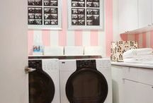 Laundry Rooms / by Samantha Frisby