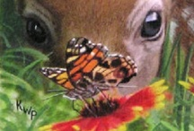 butterflies(&moths) for my Rory girl... / by Tammy Davis