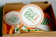 O nosso Kit para Ele / Mais informações/More info: http://www.chapeudepapel.com/2012/07/kit-para-ele.html