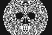 Skulls / by Cindy Teigland