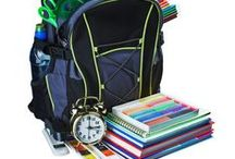 Back To School Ideas / Here are some great #backtoschoolideas! / by Amee