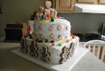 Cakes & Cookis I've Made / by Tammy Davis
