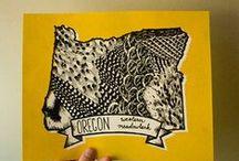 oregon please / by Selena Nanopoulos