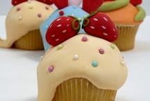 Awesome Cupcakes / by Tammy Davis
