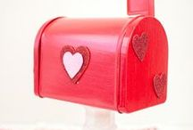 Valentine's Day / Crafts, food, and fun stuff to do for #Valentinesday