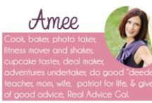 Real Advice Gal / Real Advice Gal is the place to find inspiration and great advice for home, life, love, family etc. http://madamedeals.com/madame-deals-reveals/about-2/ / by Amee