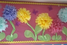 Classroom Bulletin Board Displays / by Kimberly Leonhard
