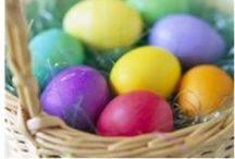 Easter! / Recipes, Crafts, DIY, and All things #Easter / by Amee