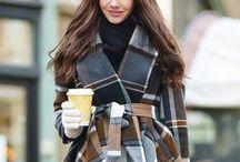 Fall/ Winter Coats & Jackets / Winter coats / coat outfit ideas / long coats / short coats / trench  coats /