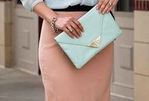 Teodora B. Skirts / Office skirts / pencil skirts / maxi skirts / a-line skirts / fit and flare skirts / skirt outfit ideas / mini skirts