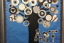 Classroom - ART / by Kimberly Leonhard