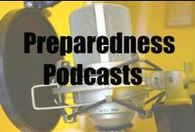 Preparedness Podcasts / Great Preparedness and Homesteading Podcasts! / by Self Reliant School