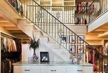 Colossal Closets / by Kimberly Leonhard