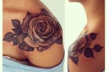 Tatted Up / Tattoo's that I like / by Jacqui Painter