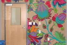 Art Room - Decor, Organization & Procedures / Ideas to post in the Art Room!