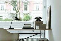 Office / Office decoration and organization.