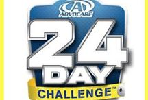 AdvoCare! / AdvoCare 24 day challenge recipes #Recipes #CleanEating #Healthy http://madamedeals.com/advocare-24-day-challenge/