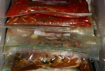 Freezer Cooking! / Great Freezer Cooking Recipes for the everyday cook! Do you want to be invited to this board? Make sure you are following me. And, go to >>> https://www.pinterest.com/realadvicegal/real-advice-gal/  Repin at least 3 of our pins and send me a message/email me at madamedeals@gmail.com