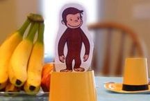 Curious George / by Val Fitzpatrick