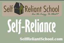 Self Reliance / Ideas about Self-Reliance / by Self Reliant School