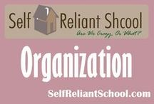 Organization / Ideas about how to organize your kitchen and your life.  / by Self Reliant School