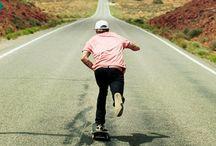 ( skateboarding ) / by Fabrizio Garda