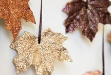 Fall In Love With Autumn / Autumn fashion, food, and fun.