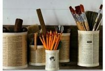 Your Organized Life / Keep your life organized with these tips and tricks!