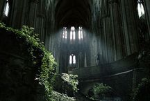 Hauntingly beautiful places / Places / by Claudia McDade