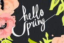 Springtime / Spring has sprung!