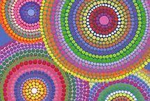 Art Room - The Dot / School Wide Dot Unit
