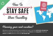 Travel Tips / Travel Tips that give us ideas and make our Round the World adventure easier at http://zzzworldninjas.com/.